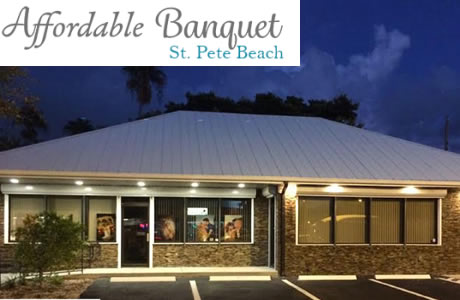 Affordable Banquet St. Pete Beach